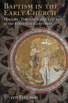 baptism in the early church everett ferguson pdf