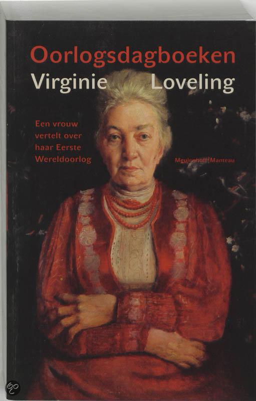 Oorlogsdagboeken  ISBN:  9789085420453  –  Virginie Loveling