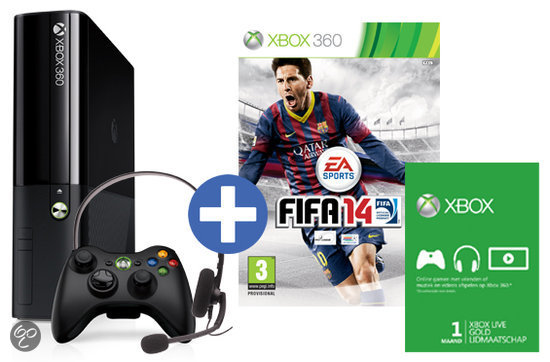bol.com   Microsoft Xbox 360 Super Slim 250GB + 1 ...