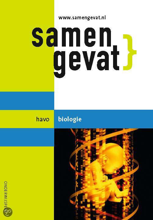 Samengevat / Havo / deel Biologie