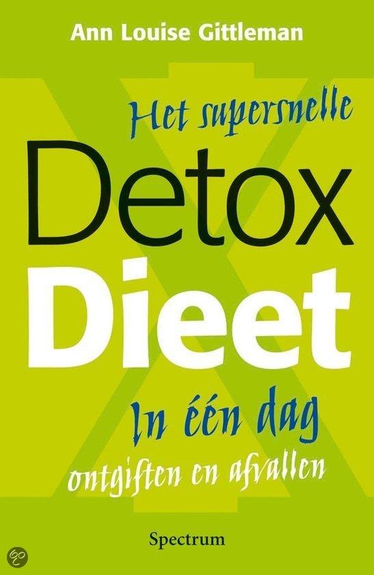 detox dieet gratis