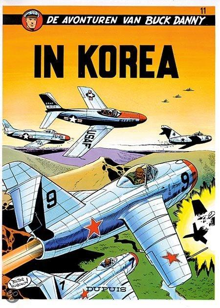 Buck Danny: 011 In Korea