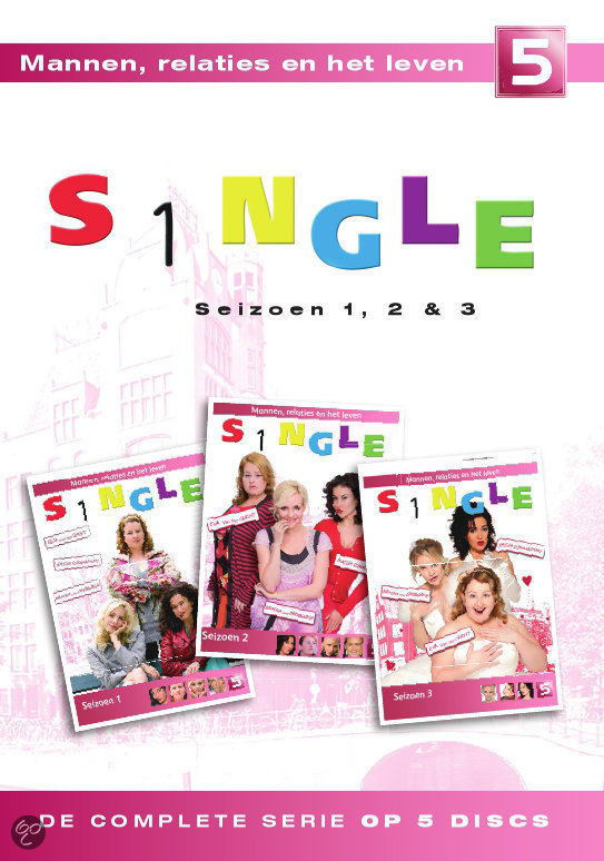 Single Box - Seizoen 1 t/m 3