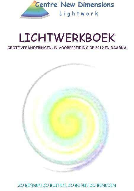 Lichtwerkboek