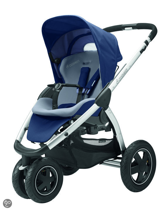maxi cosi mura 3 kinderwagen dress blue baby. Black Bedroom Furniture Sets. Home Design Ideas