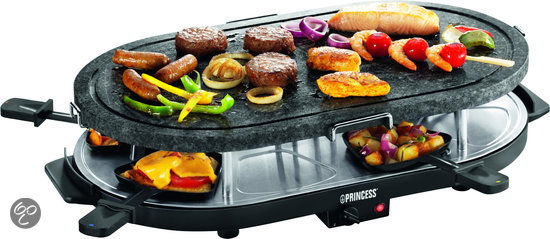 Princess Steengrill & Gourmet Set 162253