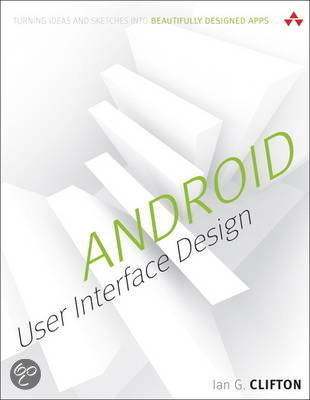 android user interface design ian g clifton