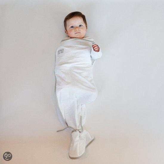 Pacco Plus XL - Afbouwdoek vanaf 7 à 8 kg - wit