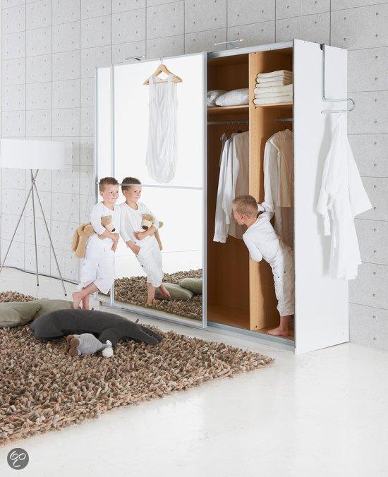 bolcom goossens slaapkamerkast atlanta slaapkamerkast