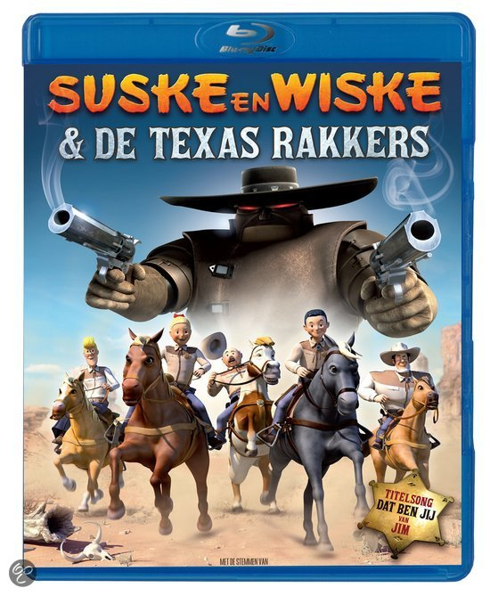 Suske & Wiske en de Texasrakkers