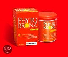 Arkopharma Phyto Bronz Intens - 60 st - Voedingssupplementen