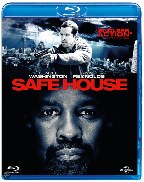 Safe House (Blu-ray)