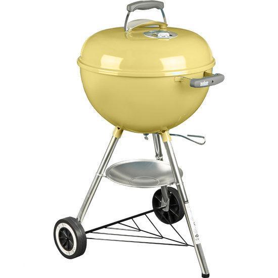 weber one touch original houtskoolbarbecue 47 cm lemon koken en. Black Bedroom Furniture Sets. Home Design Ideas