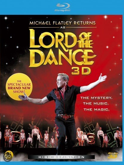 Lord Of The Dance 2011 (3D Blu-ray)