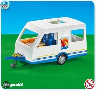 7503 caravan playmobil speelgoed - Camping car playmobil pas cher ...