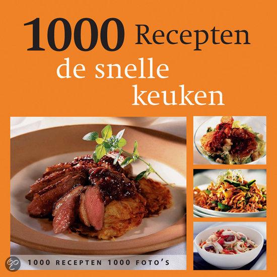 Engelse Keuken Recepten : bol.com Snelle Keuken 1000 Recepten, C. Darbonne 9789036620161