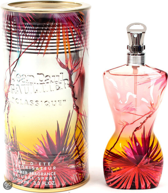 Jean Paul Gaultier Limited Edition For Her - 100 ml - Eau de Toilette
