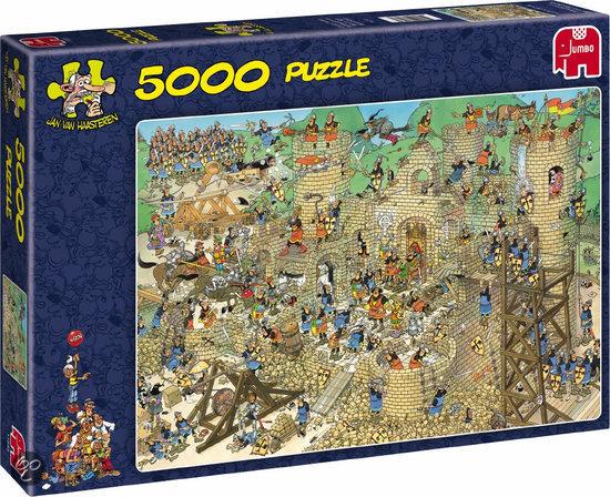 Jan van Haasteren Middeleeuwen - Puzzel