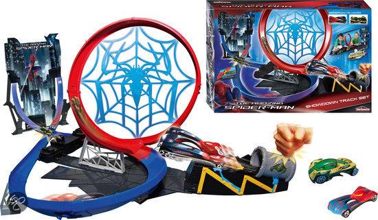 Spider-Man Racebaan