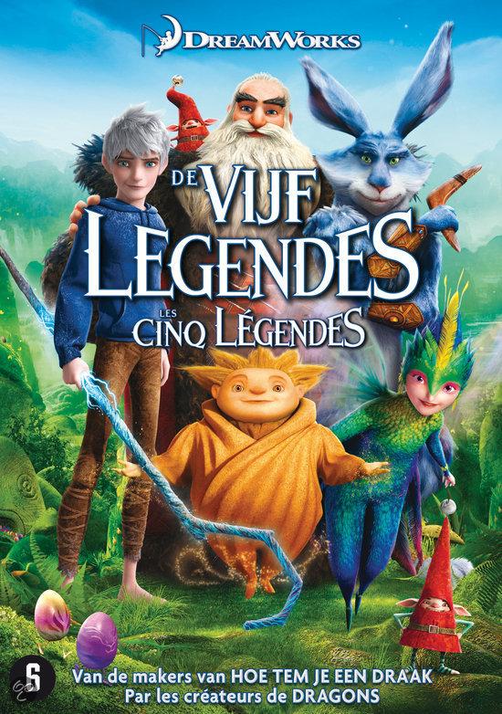 bol.com   De Vijf Legendes (Rise Of The Guardians)   Dvd Alec Baldwin