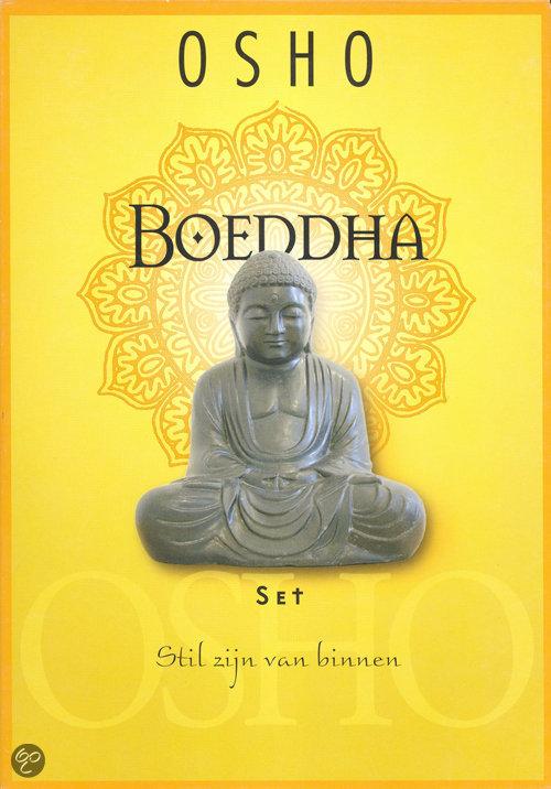 Boeddha meditatie-kaarten set