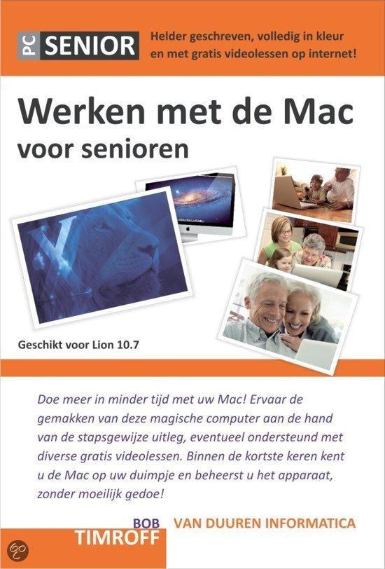 Werken met de Mac