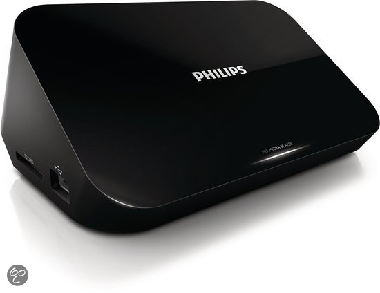 Philips HMP3000 - HD-mediaspeler