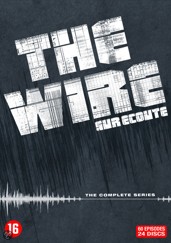 Wire, The - Complete Collection