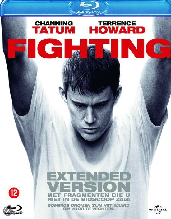 Anthony DeSando Wallpapers Com Fighting Brian White Channing Tatum Terrence Howard Dvd
