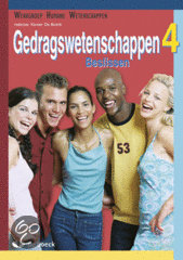 Gedragswetenschappen 4 (go) - beslissen - leerwerkboek