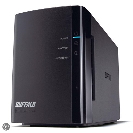 Buffalo Technology LS-WXL LinkStation Duo - 4TB NAS
