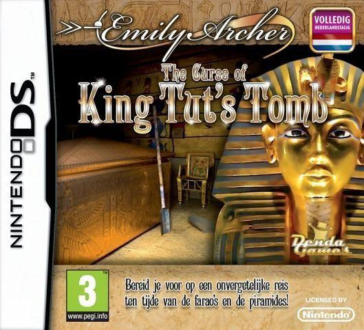The Curse Of King Tuts Tomb Torrent: Emily Archer And The Curse Of Tutankhamun /NDS