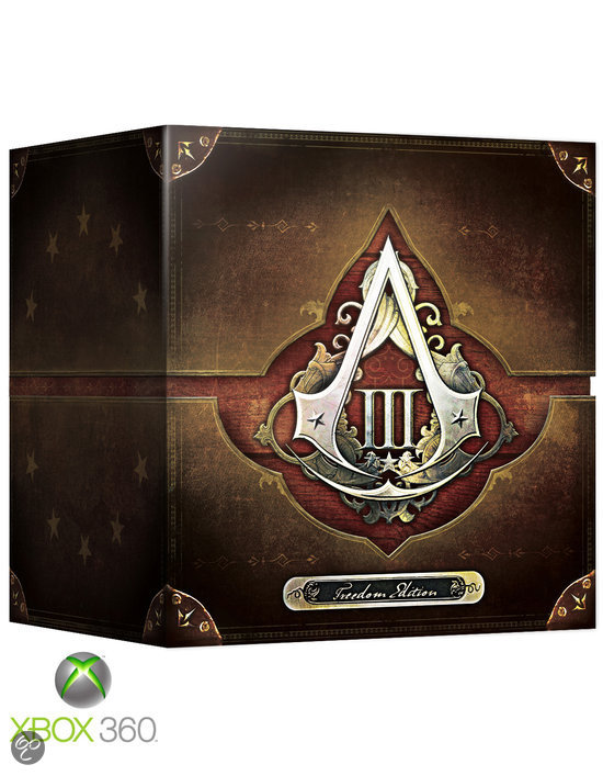 Assassins Creed III - Freedom Edition Xbox 360
