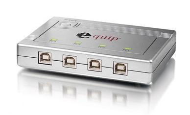 Equip switch: USB 2.0 Sharing Switch