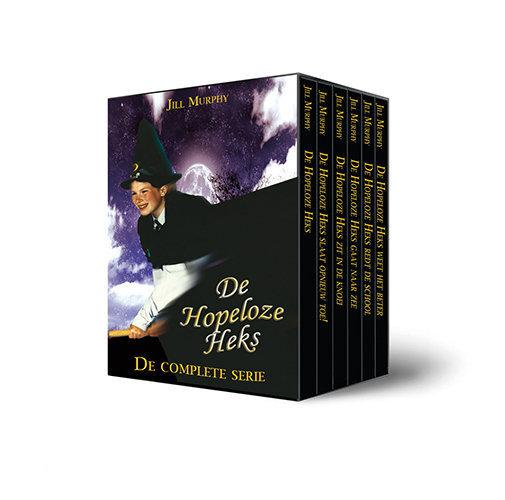 De Hopeloze Heks - Verzamelbox