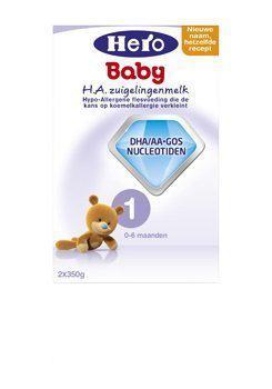 Friso Hypo-Allergeen 1 - Zuigelingenvoeding - 700 gram