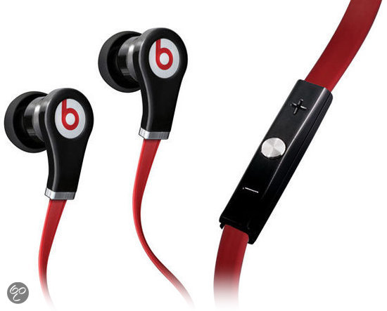 Beats by Dr Dre - In-ear Koptelefoon met ControlTalk - Zwart