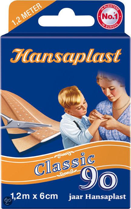 Hansapl Classic 90 Jr 1,2Mx6Cm