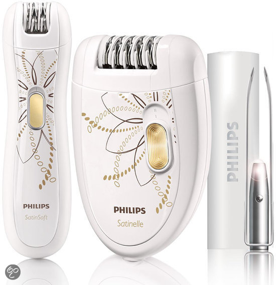 Philips HP6540/00 Epilatorset