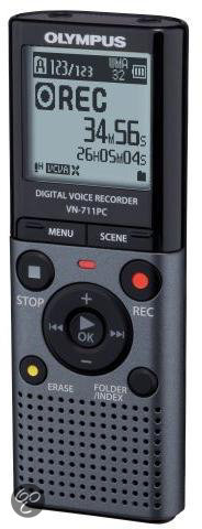 Olympus VN-711PC - Voice recorder