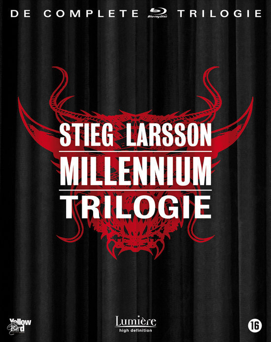 Millennium Trilogie (Extended Edition) (Blu-ray)