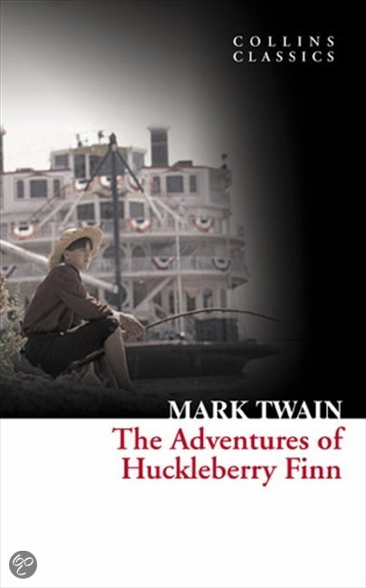 the issues of freedom and slavery in mark twains huckleberry finn Mark twain's adventures of huckleberry finn and the us constitution were both  in  instead of encouraging slavery, the constitution encourages freedom by.