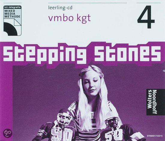 Stepping Stones / 4 Vmbo Kgt / Deel Leerwerkboek