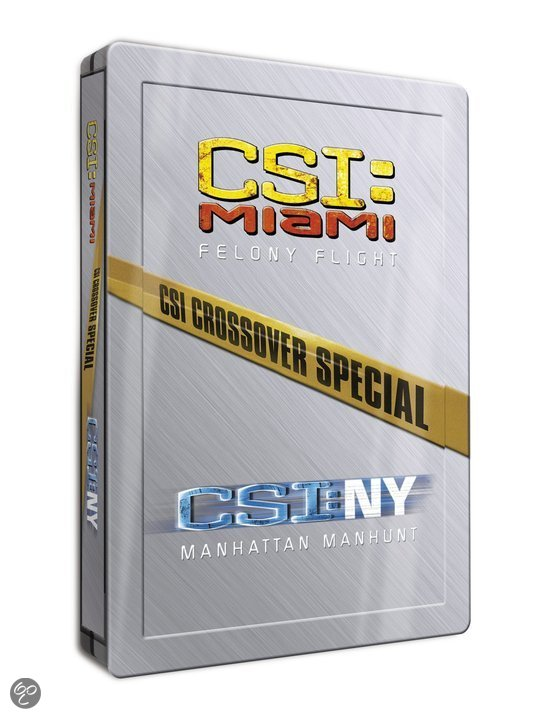 CSI - Crossover Miami / New York