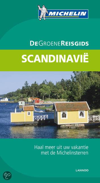MICHELIN Groene reisgids Scandinavie