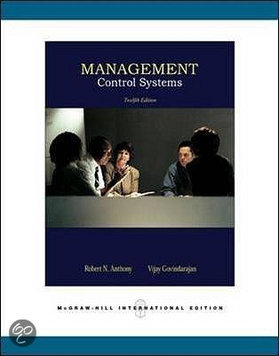 management control system n anthony cases Management control systems r n anthony v govindarajan download management control systems r pdfmanagement control system guide - lsegcom(pdf) management control systems: a reviewmanagement control.