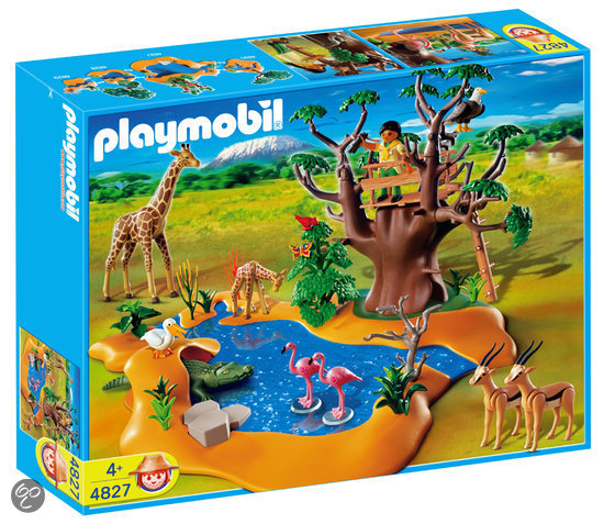 bol.com : Playmobil Safari Uitkijkpost - 4827,Playmobil : Speelgoed