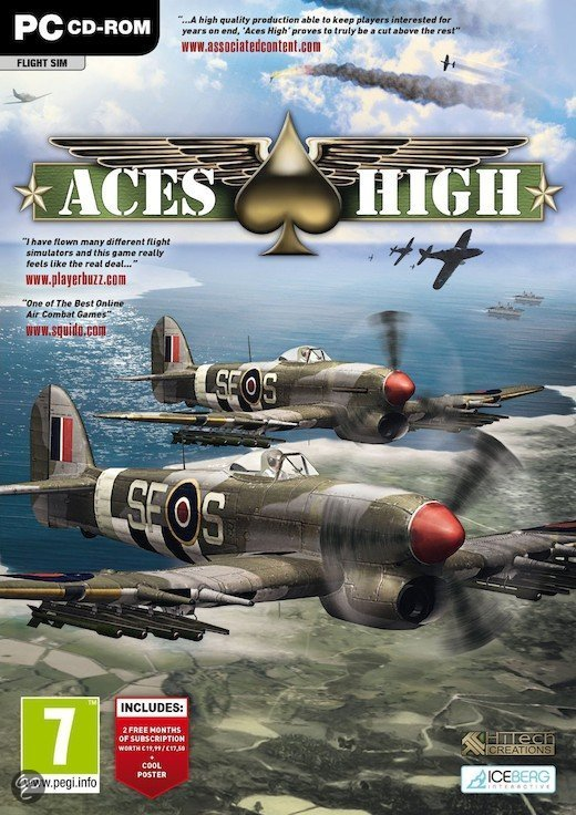 aces high 2 computer game