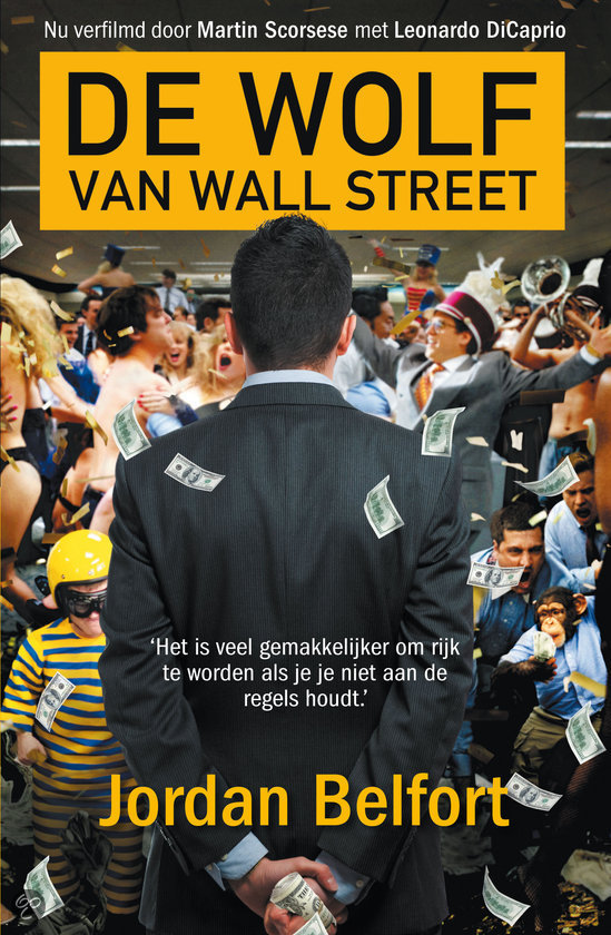 Book review | De wolf van Wall Street.