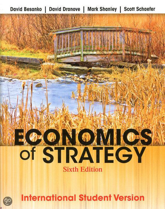 Besanko microeconomics 3rd edition